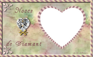 noces de diamant