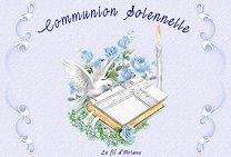 Communion - 4