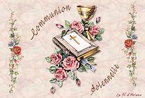 Communion - 5