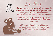 Zodiaque Chinois - 1